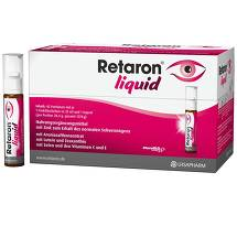 Produktbild Retaron liquid Trinkampullen