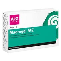Produktbild Macrogol AbZ Pulver zur Herstellung e.Lösung zum Einneh.