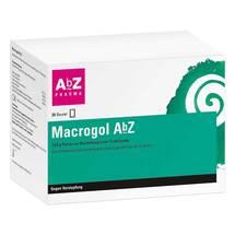 Macrogol AbZ Pulver zur Herstellung e.Lösung zum Einneh.