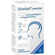 Produktbild Trivital mental Kapseln