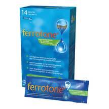 Ferrotone Eisen mit Apfelkonzentrat und Vitamin C