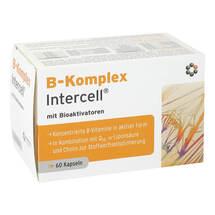 Produktbild B-Komplex Intercell Kapseln