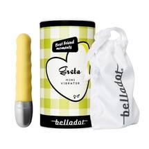 Produktbild Belladot / Greta Minivibrator gelb