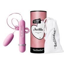 Produktbild Belladot / Matilda 4-Stufen Ei-Vibrator pink