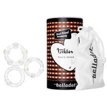 Produktbild Belladot / Viktor Silikonpenisringe in 3 Größen