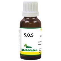Produktbild Bio-Bachblüten SOS vet. (für Tiere)