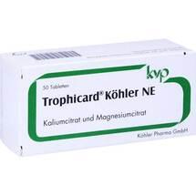 Produktbild Trophicard Köhler NE Tabletten
