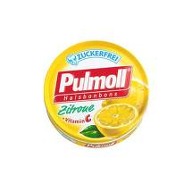 Produktbild Pulmoll Hustenbonbons Zitrone + Vitamin C zuckerfrei Bt.