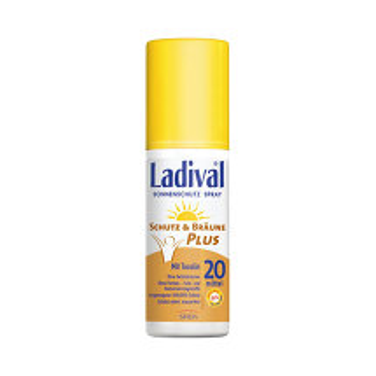 Ladival Schutz & Bräune Plus Spray LSF 20