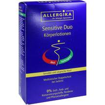 Produktbild Allergika sensitive Duo Körperlotionen