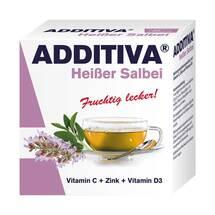 Produktbild Additiva Heißer Salbei Pulver