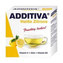 Produktbild Additiva Heiße Zitrone Pulver