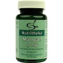 Produktbild Mangan 5 mg Kapseln