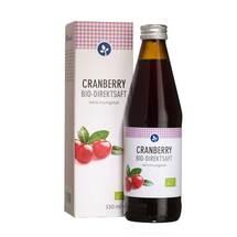 Produktbild Cranberry 100% Bio Direktsaft