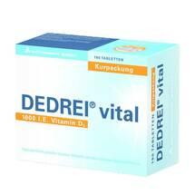 Produktbild Dedrei vital Tabletten Kurpackung