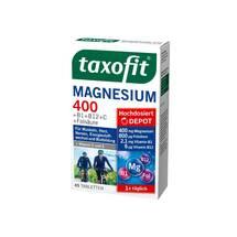 Produktbild Taxofit Magnesium 400 + B-Kompl. + Fols. + Vitamin C + E Depot Tabletten