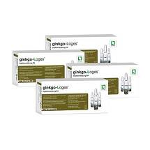 Produktbild Ginkgo Loges Injektionslösung D 4 Ampullen