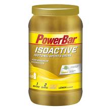 Powerbar Isoactive Drink Lemon Pulver