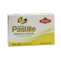 Produktbild Kräuterpastille Ingwer Zitrone