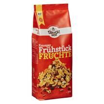 Produktbild Knusperfrühstück Früchte glutenfrei