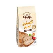 Schnellbrot mit Brotgewürz glutenfrei