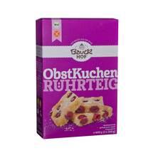 Produktbild Obstkuchenteig glutenfrei