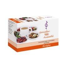 Geniesser-Tee-Auswahl Filterbeutel