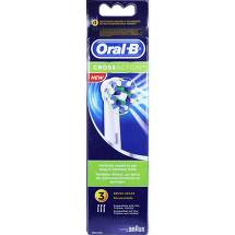 ORAL B Cross Action Aufsteckbürste 3er