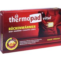 Produktbild Thermopad Rückenwärmer
