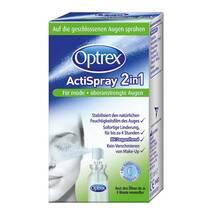 Produktbild Optrex Actispray 2in1 für müde + überanstrengte Augen