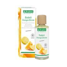Badeöl Orange-Zitrone