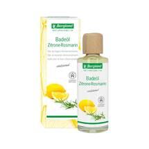 Badeöl Zitrone-Rosmarin