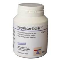 Regulator-Köhler magensaftresistente Kapseln