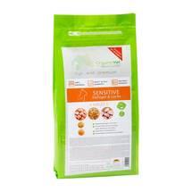 Produktbild Organicvet Katze Trockennahrung Sensitive Geflügel & Lachs