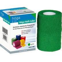 Produktbild Höga Haft Color Fixierbinde 8 cm x 4 m grün