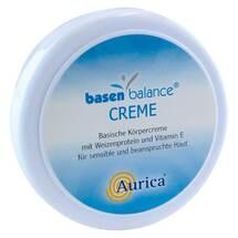 Produktbild Basenbalance Creme