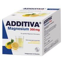 Produktbild Additiva Magnesium 300 mg N Pulver