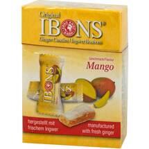 Produktbild Ibons Mango Ingwerkaubonbons