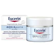 Produktbild Eucerin Aquaporin Active Feuchtigkeitspflege mit LSF 25
