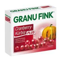 Granu Fink Cranberry-Kürbis Plus Tabletten Erfahrungen teilen