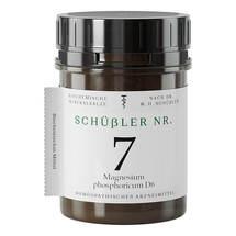 Produktbild Schüssler Nr.7 Magnesium phosphoricum D 6 Tabletten