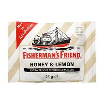 Fishermans Friend Honey & Lemon ohne Zucker Pastillen