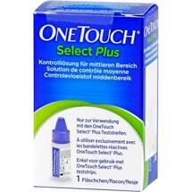 One Touch Selectplus Kontrolllösung mittel