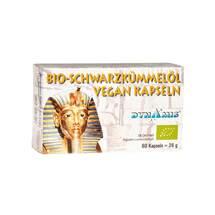 Produktbild Schwarzkümmel Bio Vegan Kapseln