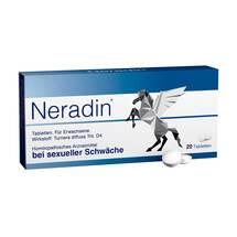 Produktbild Neradin Tabletten