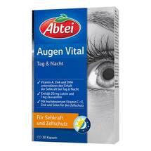 Produktbild Abtei Augen Vital Tag & Nacht Kapseln