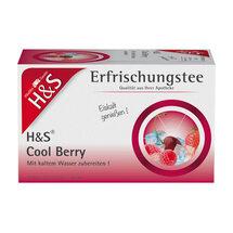 H&S Erfrischungstee Cool Berry Filterbeutel