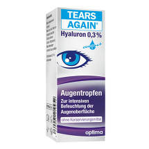 Tears Again Gel Augentropfen