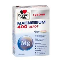 Doppelherz system Magnesium 400 Depot Tabletten
