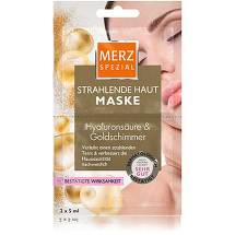 Produktbild Merz Spezial Strahlende Haut Maske